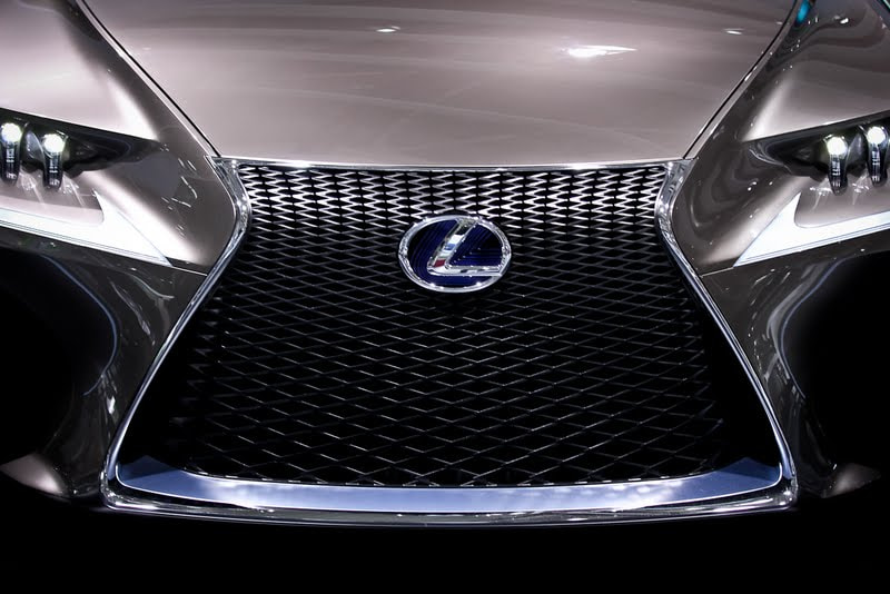 Photograph Lexus  by Mathieu G on 500px