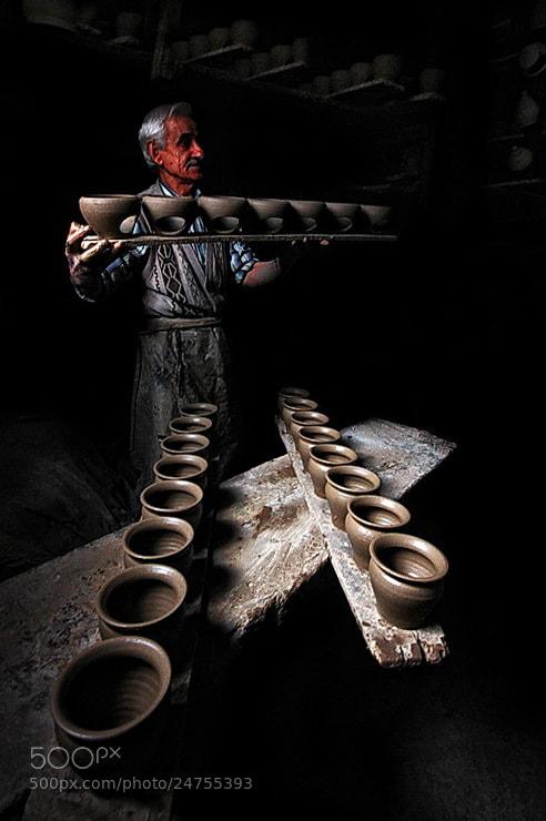 Photograph çömlek ustası by Ümmü Kandilcioğlu on 500px
