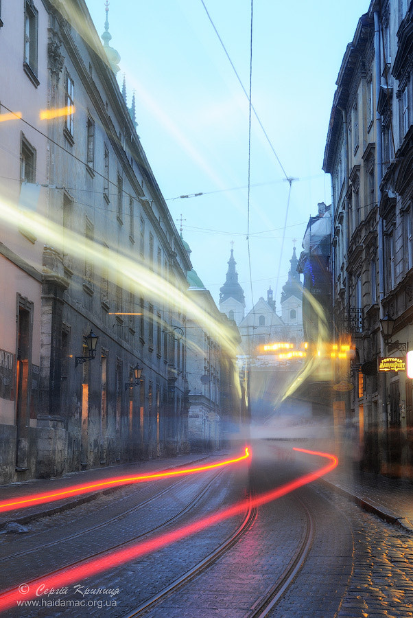 Photograph Surreal Lviv by Serge Krynytsia on 500px