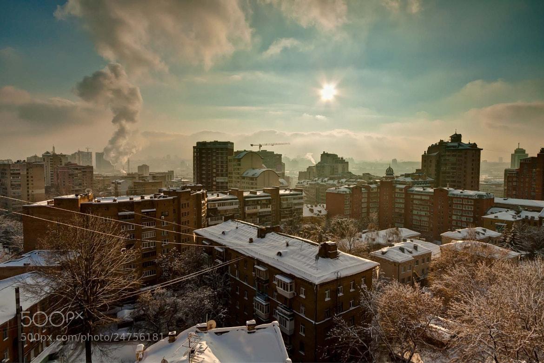 Photograph Winter by Evgeny Shilyaev on 500px