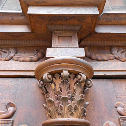 Classic Entrance, Nikon COOLPIX S2600