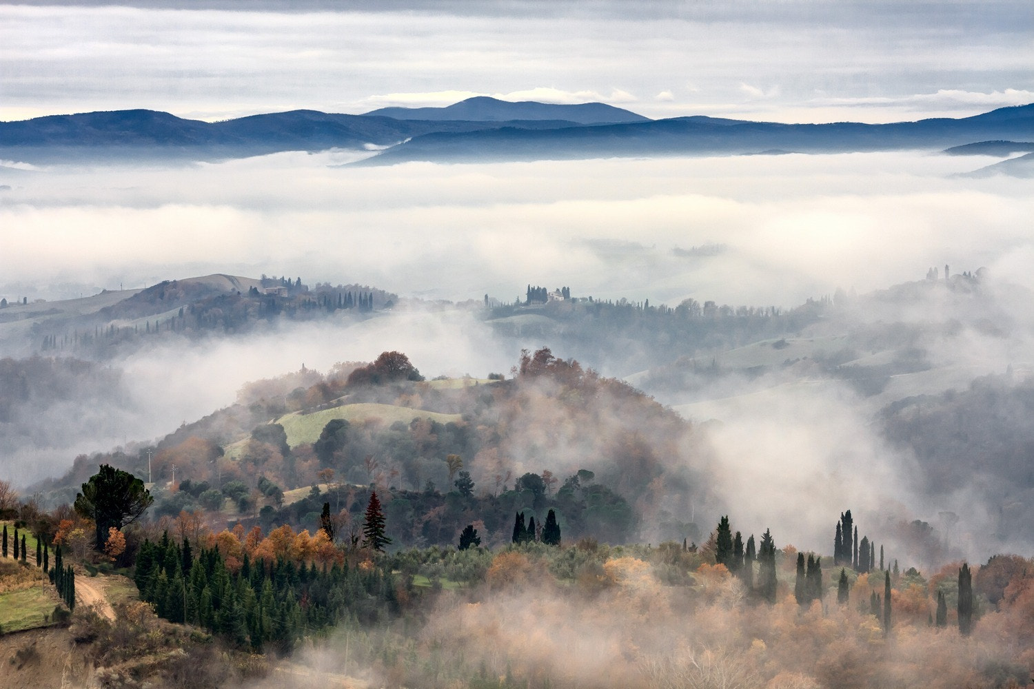 Photograph Fog by Battaglia Sergio on 500px