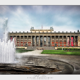 Altes Museum. Berlin by Viktor Korostynski (vikkor)) on 500px.com