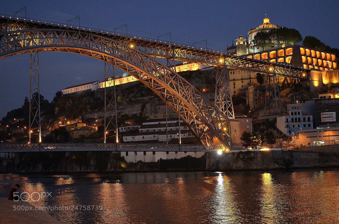 Photograph noche en oporto by Justo Gonzalez on 500px