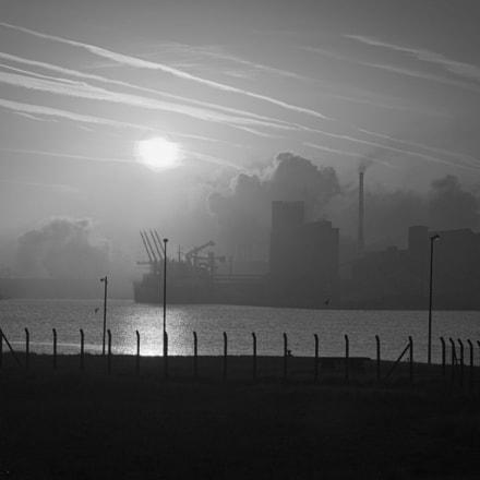 Loon Plage Industrial Area, Sony NEX-3N, 35-70mm F4