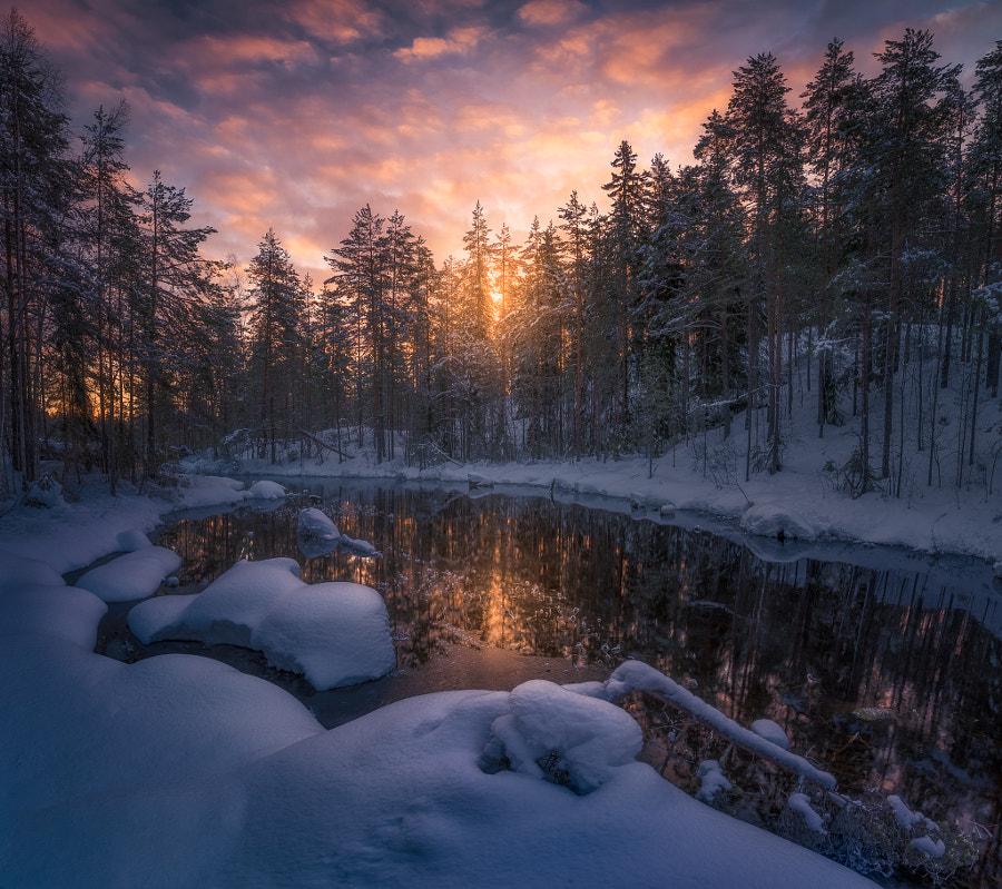 Morning Glow by Ole Henrik Skjelstad on 500px.com