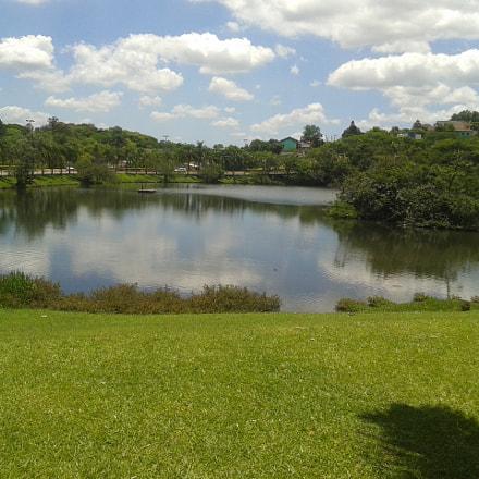 Unisinos little lake, Samsung Galaxy Fame