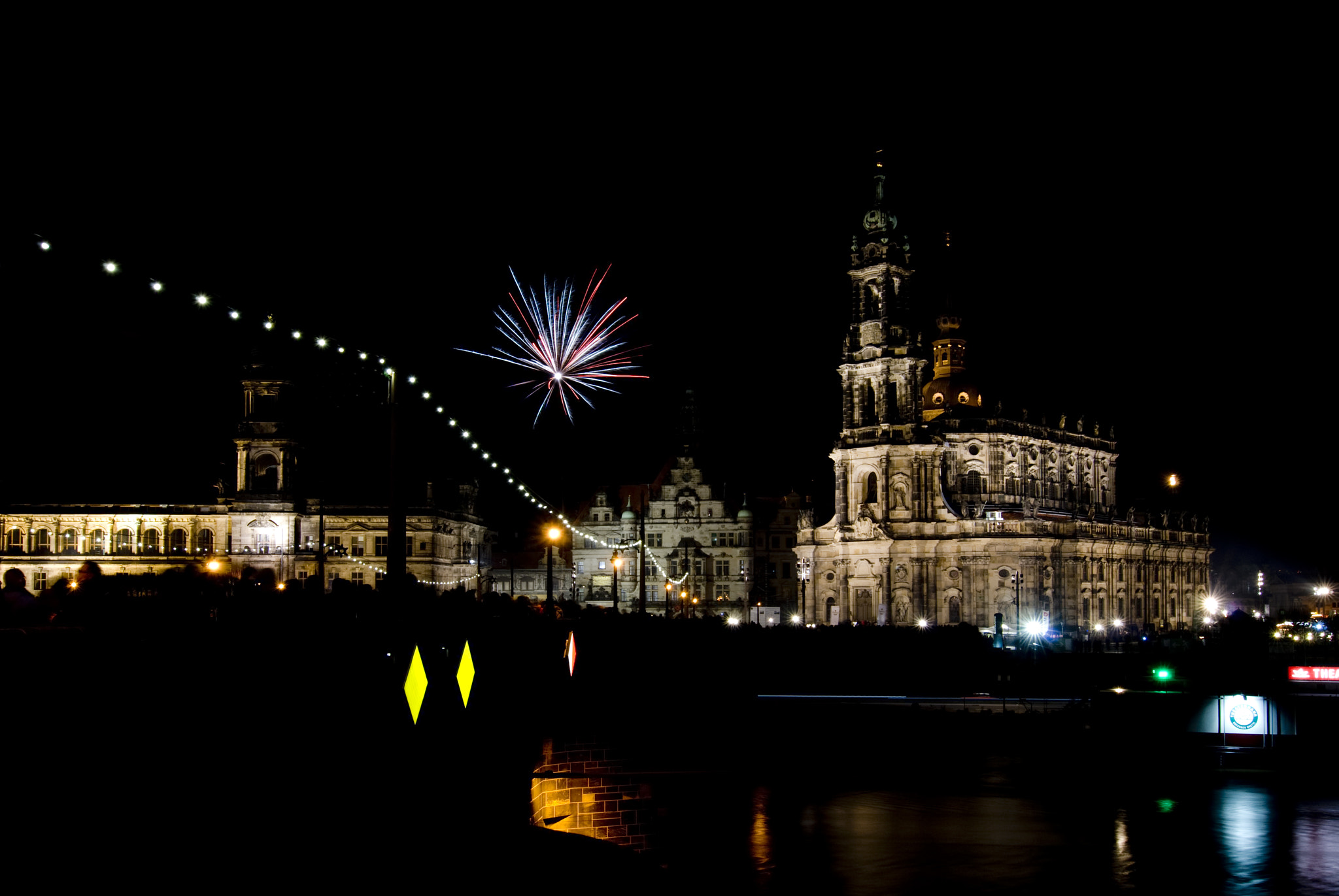 Photograph Silvester in Dresden by Alexander Männel on 500px