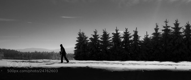 Photograph Ski by Alexander Männel on 500px