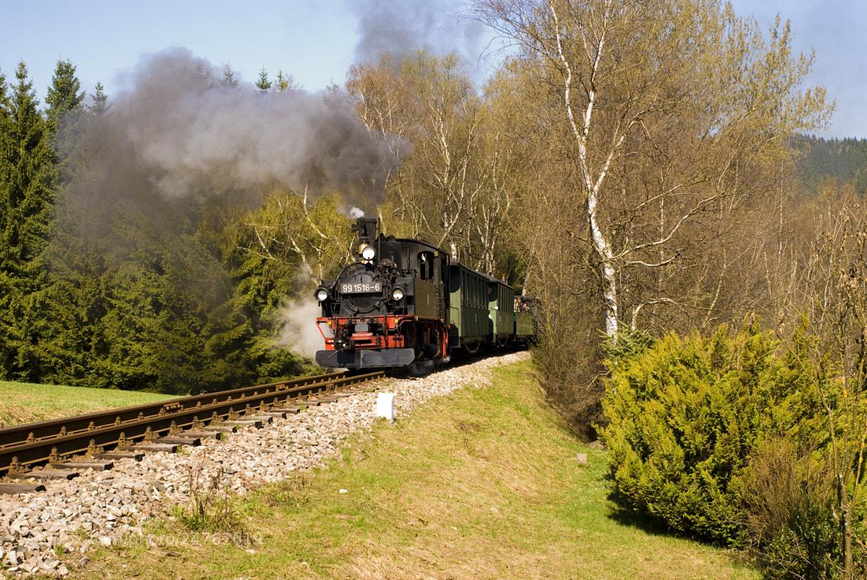 Photograph Dampflok by Alexander Männel on 500px