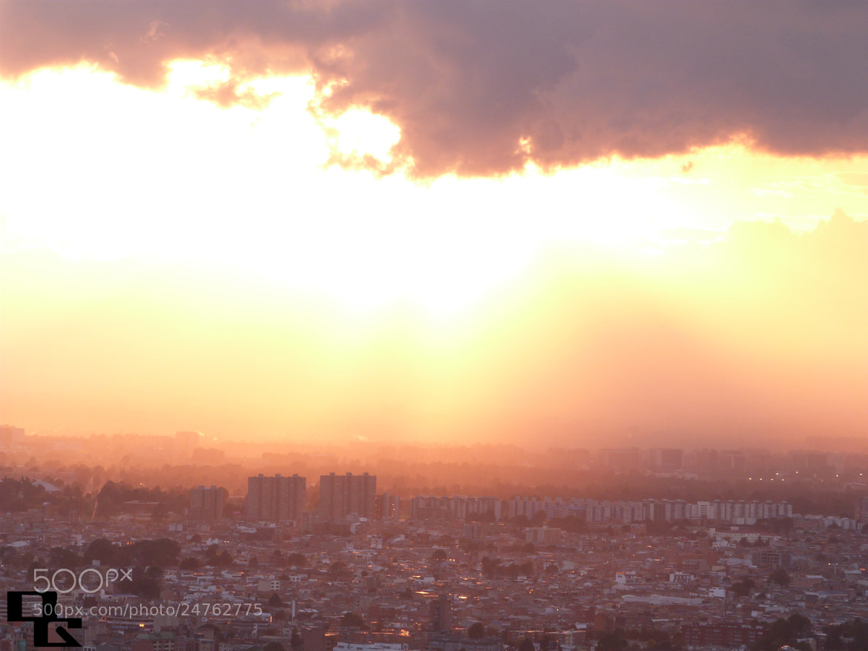Photograph Sunset Bogotá by Daniel Garzón on 500px