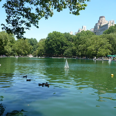 Central Park, Panasonic DMC-TZ5