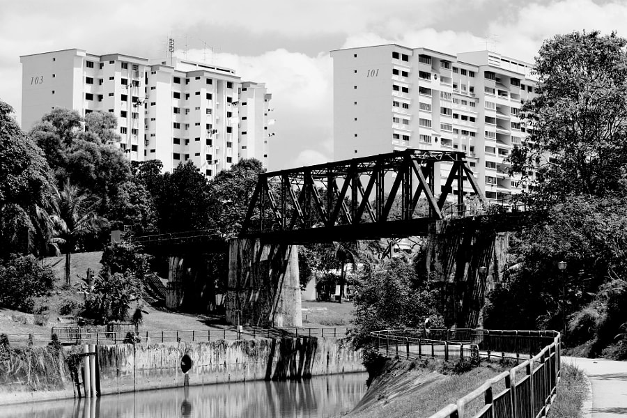 Old Jurong Line Railway Bridge