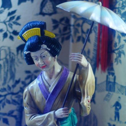 Porcelain Doll, Sony SLT-A55V, Sony 50mm F1.4 (SAL50F14)