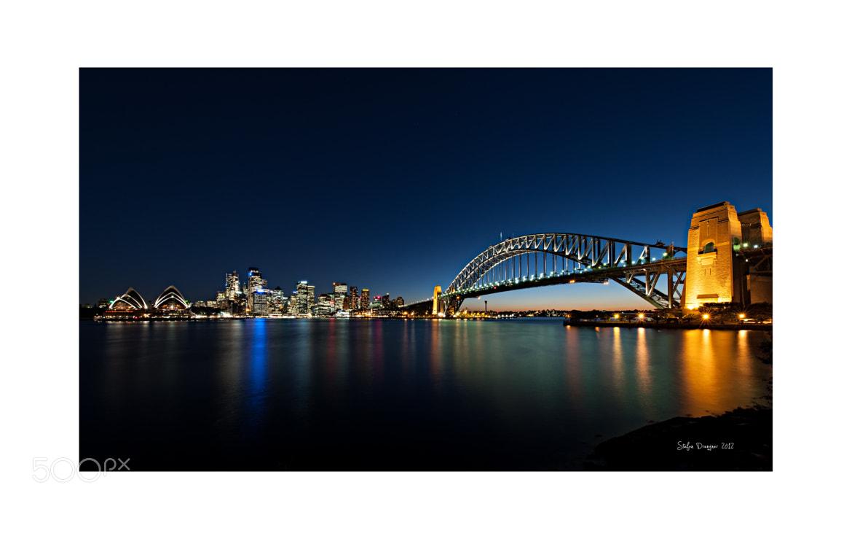 Photograph Sydney Skyline by Stefan Drengner on 500px