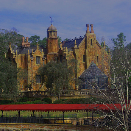 Haunted Mansion, Canon POWERSHOT A560