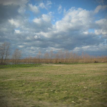 Indiana Farm Land, Canon POWERSHOT A560