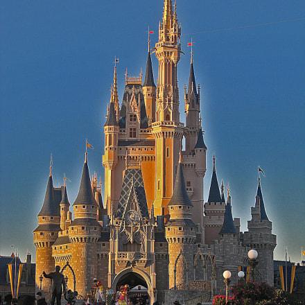 Princess Castle, Canon POWERSHOT A560