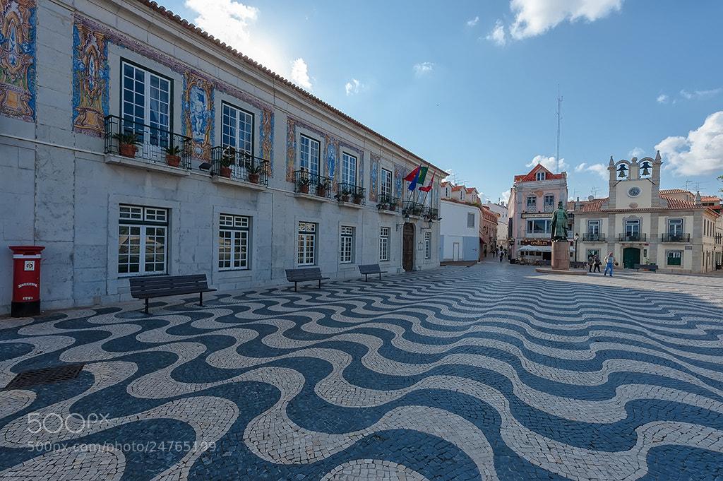 Photograph Waves by Jorge Orfão on 500px