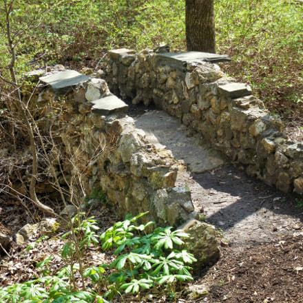 Stone bridge, Nikon COOLPIX S6800