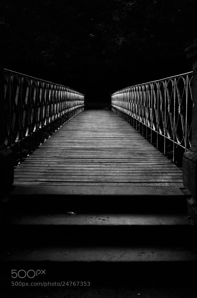 Photograph Bridge by Alexander Männel on 500px