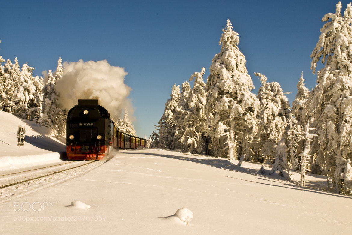 Photograph Brocken by Alexander Männel on 500px