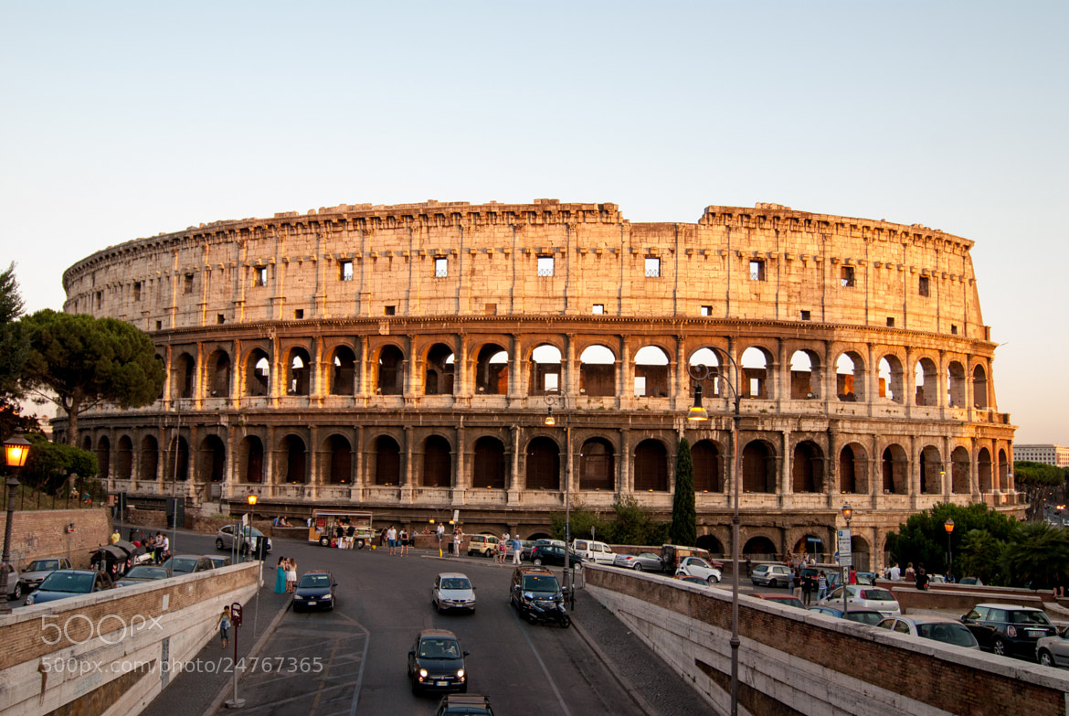 Photograph Colloseum by Alexander Männel on 500px