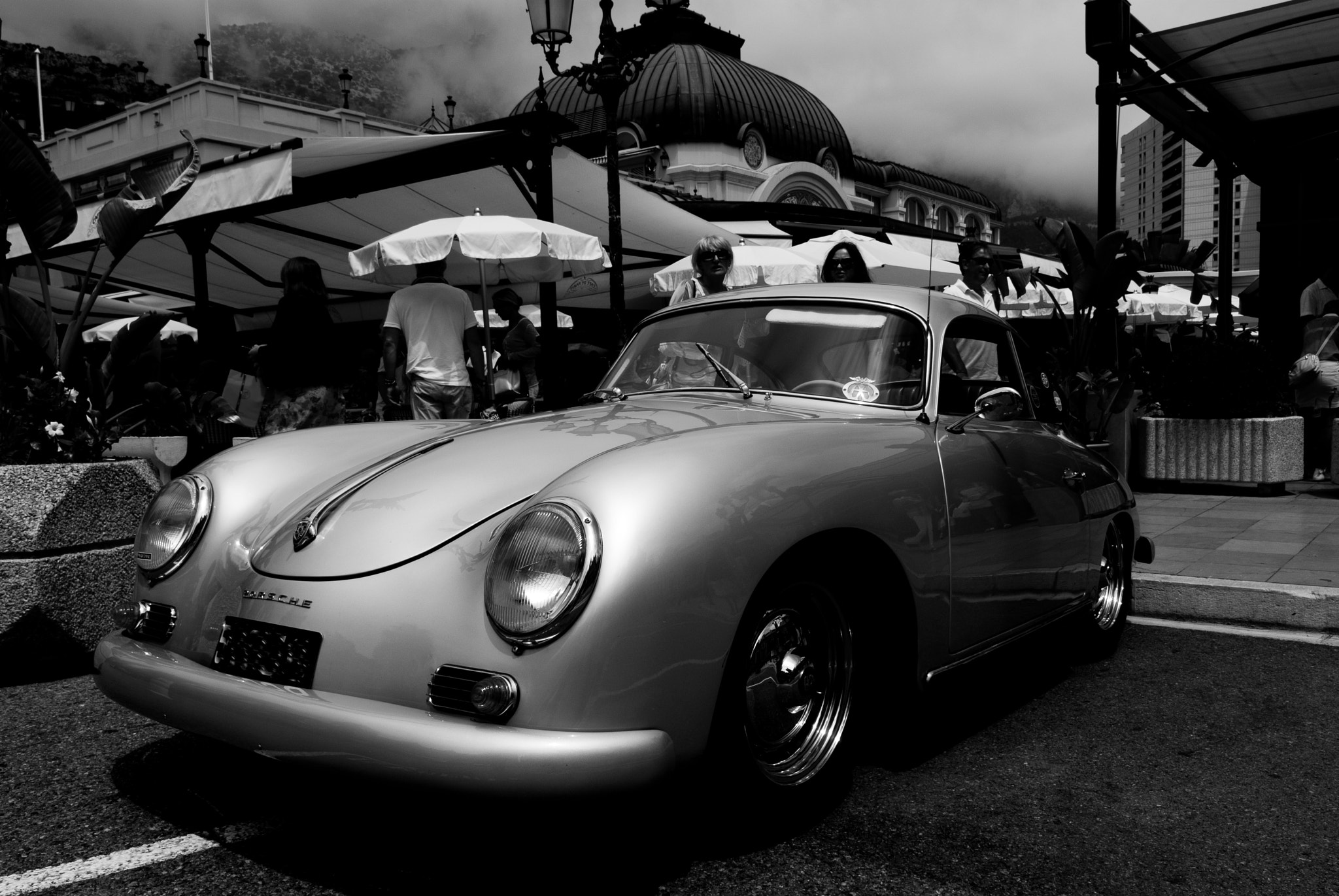 Photograph Porsche in Monaco by Alexander Männel on 500px