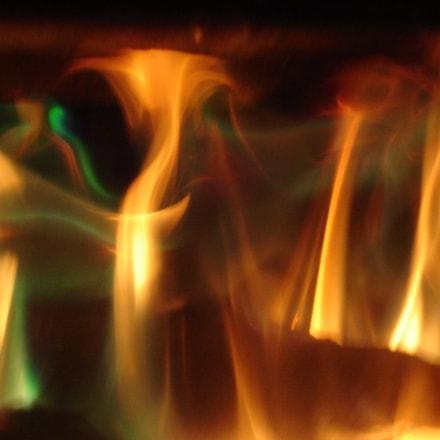 Fire, Sony DSC-L1