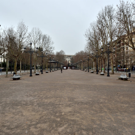 Plaza del Humilladero, Nikon D7000, Sigma 18-125mm F3.5-5.6 DC