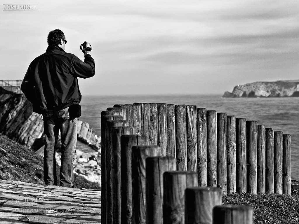 Photograph Grabando by Jose Manuel Nogueiro  on 500px