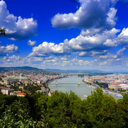 Danube in Budapest, Panasonic DMC-FX100