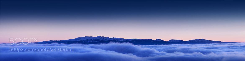 Photograph Massif du Sancy dans les nuages by BrÖk  on 500px