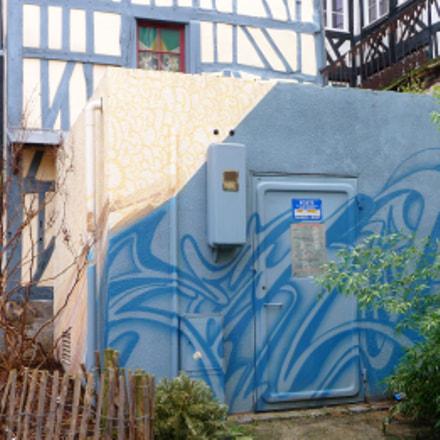 Du bleu dans la, Panasonic DMC-TZ5