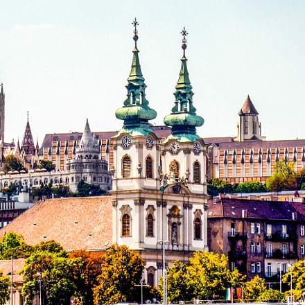 Budapest, Panasonic DMC-FX100