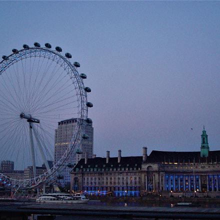 London Eye, Sony DSC-W80