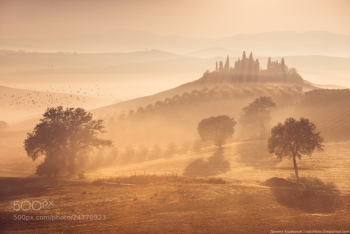 Photograph Tuscany morning (2) by Daniel Korzhonov on 500px
