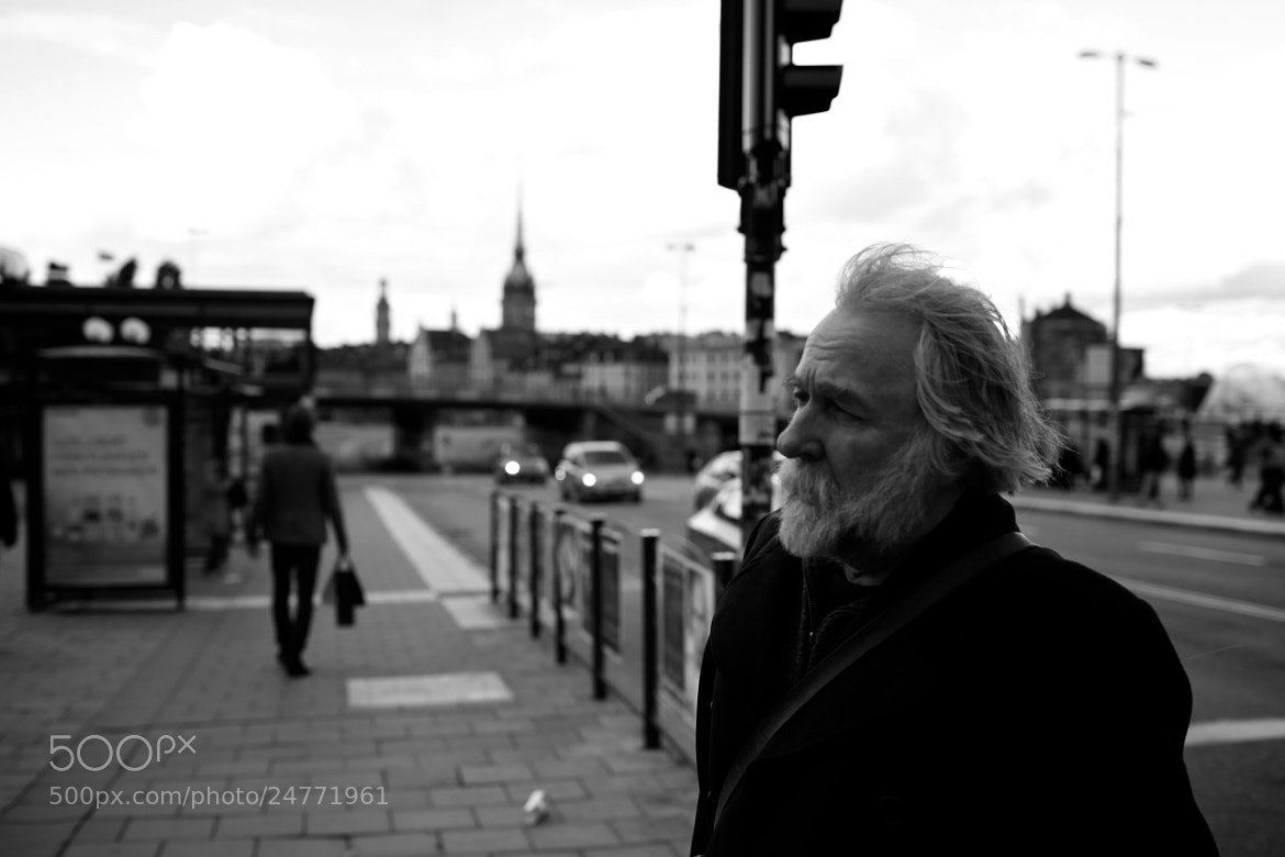 Photograph Northern Man by Alessandro Barattelli on 500px