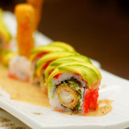 Samurai Restaurant, Sony SLT-A55V, Sony 50mm F1.4 (SAL50F14)