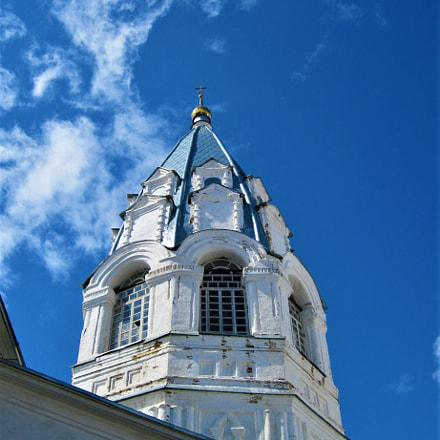 Церкви Переславля-Залесского., Canon POWERSHOT A1100 IS