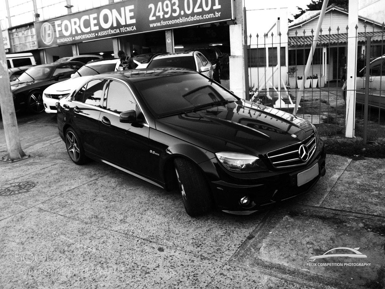 Photograph Mercedes-Benz C63 AMG by Jeferson  Felix on 500px