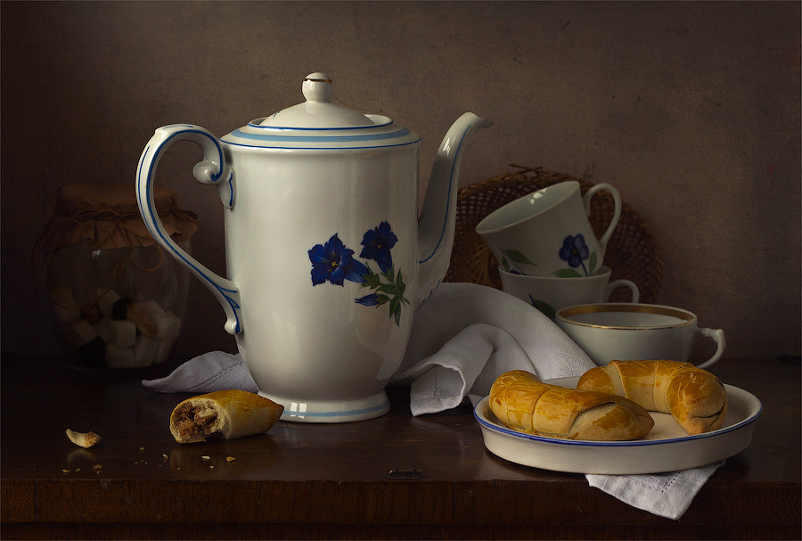 Photograph  Grandmother's coffee pot by Viktoria Imanova on 500px