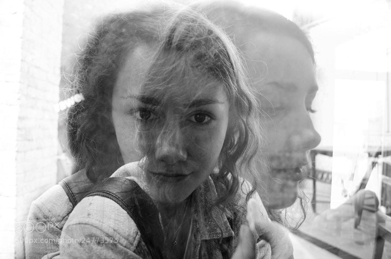 Photograph Alexia  by Daniel Emilsson on 500px