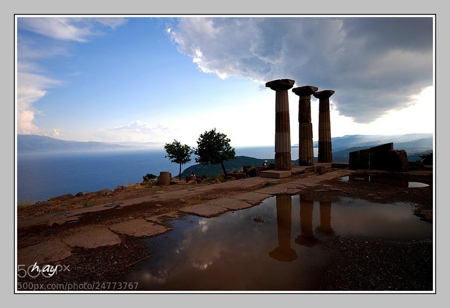Photograph Assos-Behramkale by HUSEYIN AY on 500px