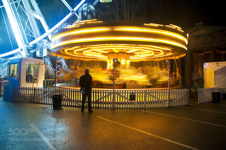 Photograph Carousel by Steve Butler on 500px