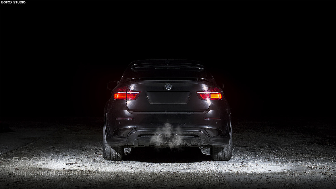 Photograph BMW X6M Hamann Tycoon Evo M by BOFOX STUDIO on 500px