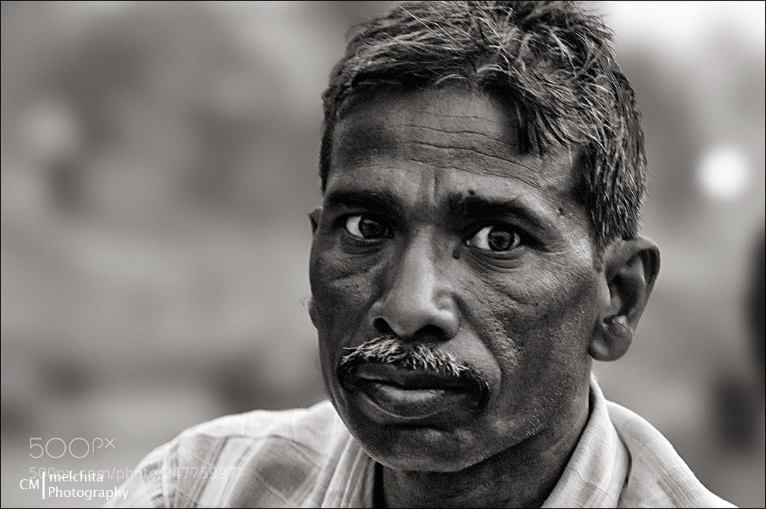 Photograph The boatman from Varanasi by Conchita Meléndez on 500px