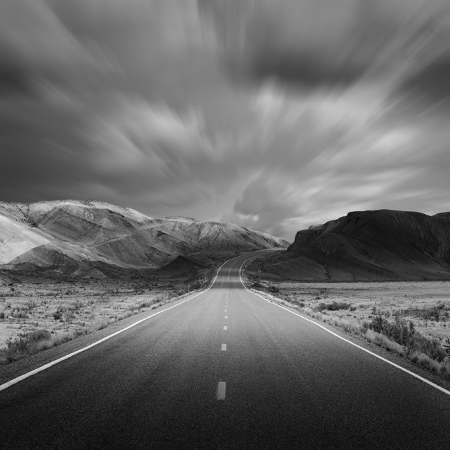 Photograph The road by PUGET Kevin on 500px