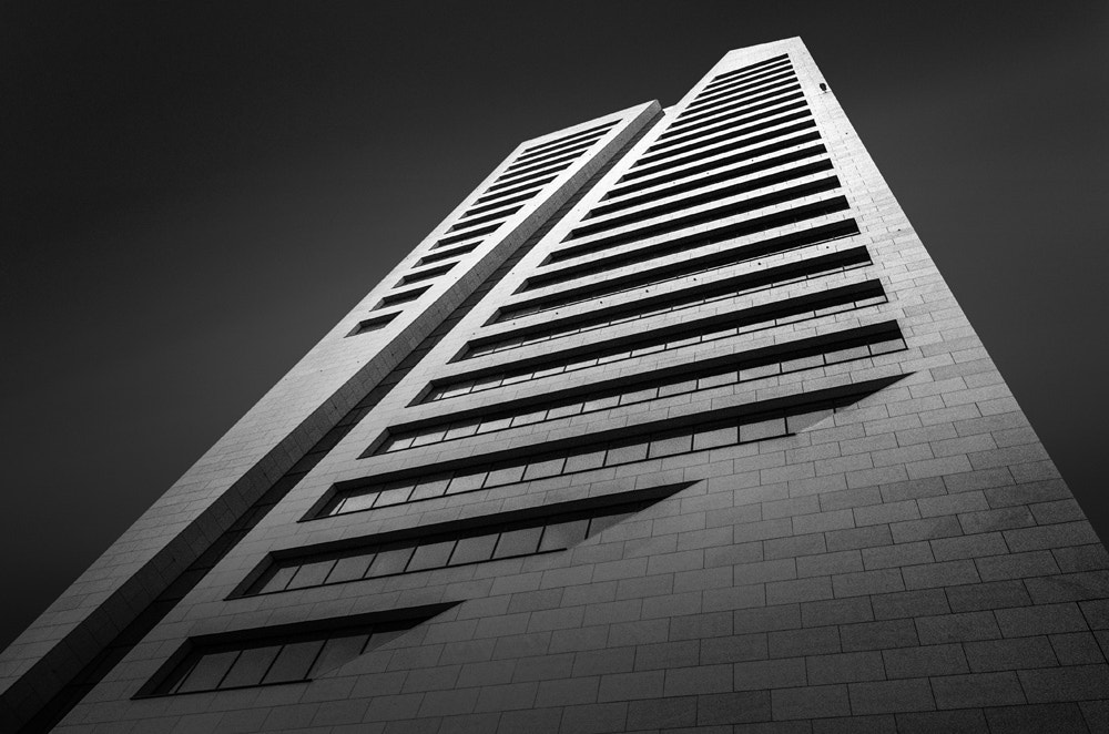 Photograph Tower of money III by Jef Van den Houte on 500px