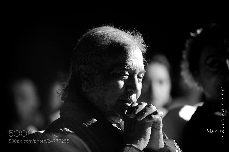 Photograph pt.Birju Maharaj - Kathak by Mayur Channagere on 500px